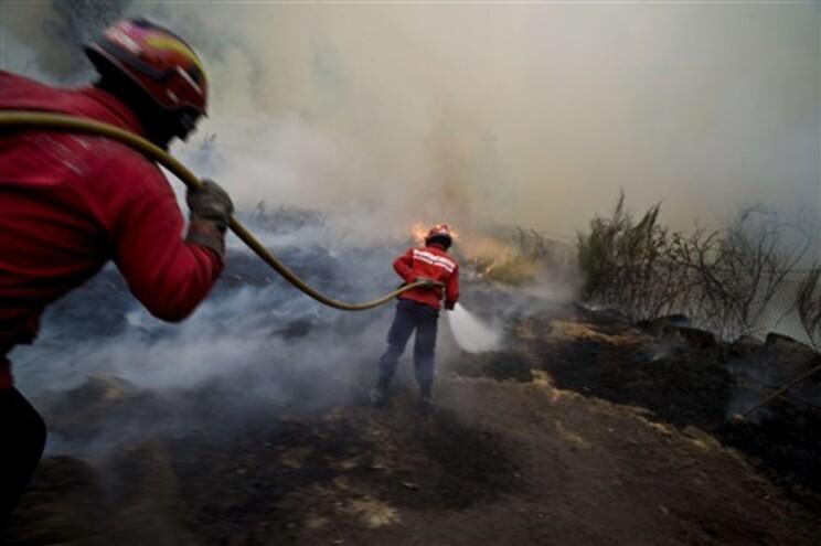 Prognóstico reservado para bombeiro feridos em Tondela