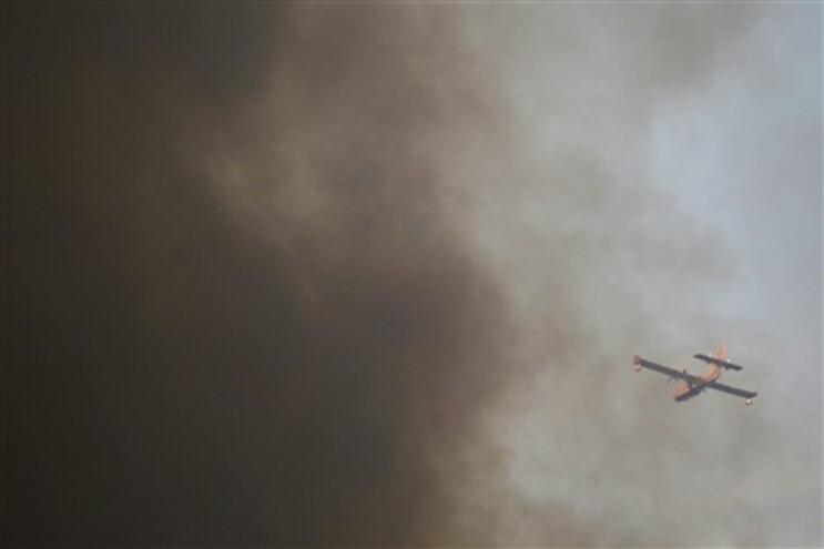 PJ identifica menores suspeitos de atear fogos florestais