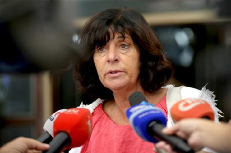 Ana Avoila referia-se às declarações de sábado de Passos Coelho, durante um jantar de campanha do PSD