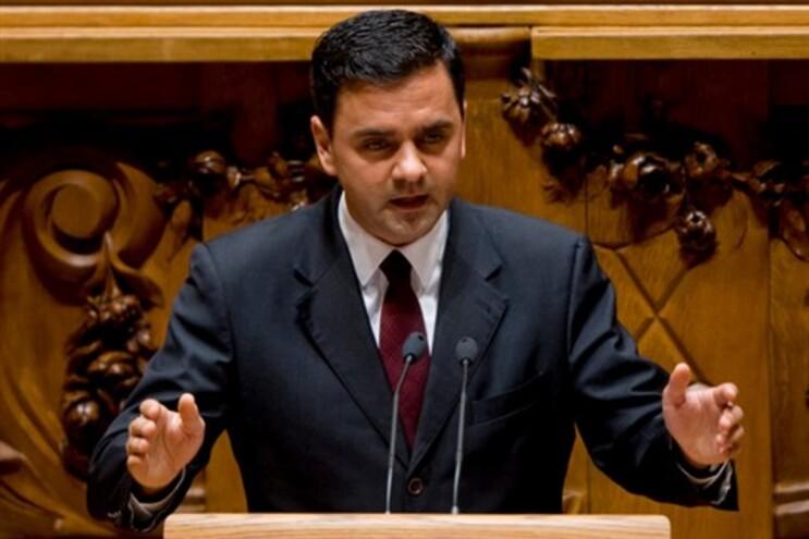 Deputado socialista Pedro Marques