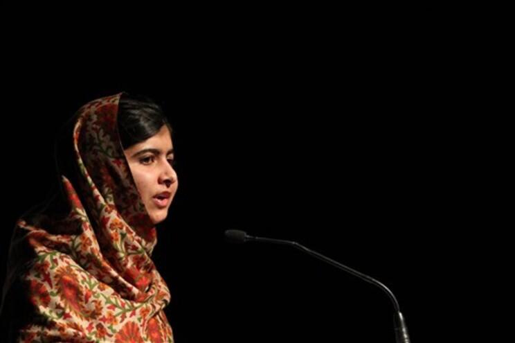 Malala é descrita como uma jovem inteligente, sensível e centrada