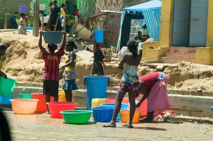 Epidemia de cólera em Angola provocou mais 19 mortes