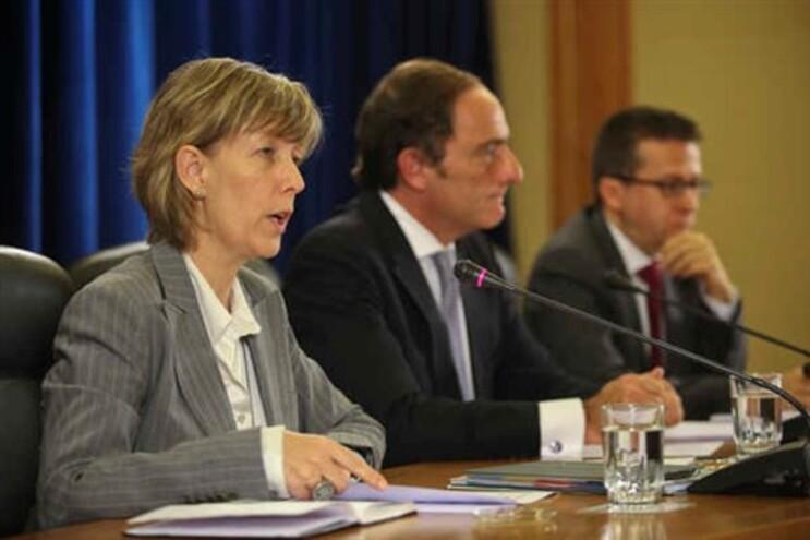 Governo divulgou data da próxima visita da troika