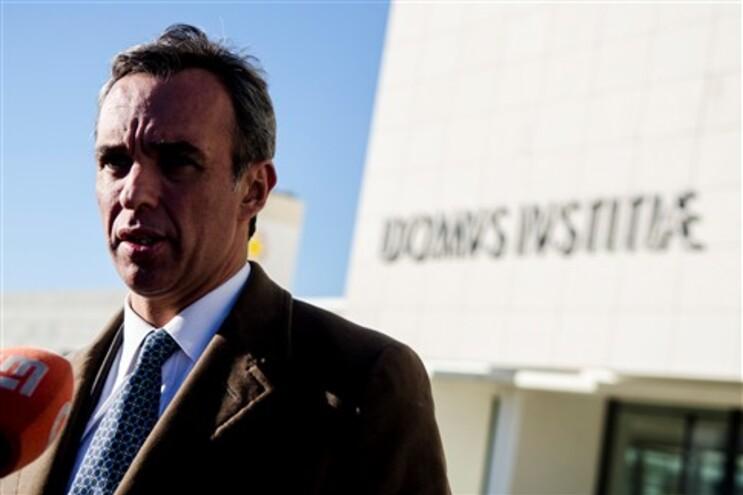 """Pedro Proença, advogado do jovem, realçou que Gonçalo se encontra """"muito mais calmo"""""""