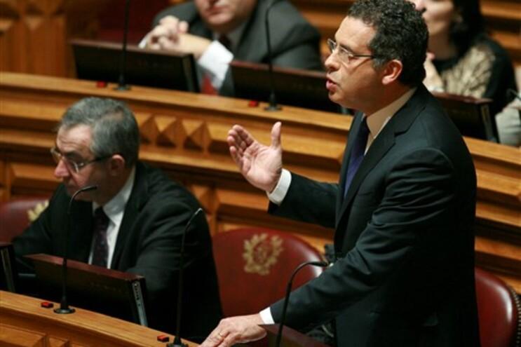 Secretário-geral do PS, António José Seguro
