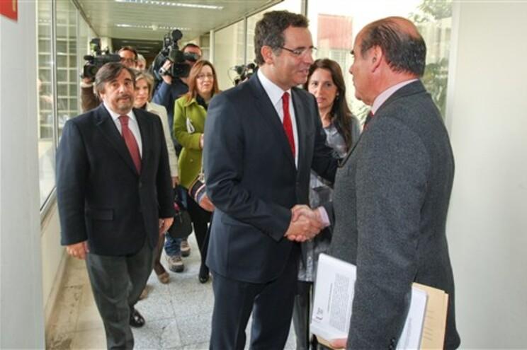 Seguro reuniu com o Conselho de Reitores das Universidades Portuguesas