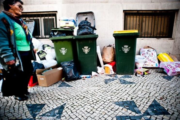 PSD quer esclarecimentos sobre lixo em Lisboa