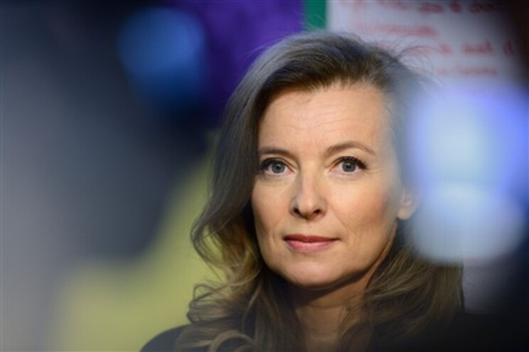 Valérie Trierweiller