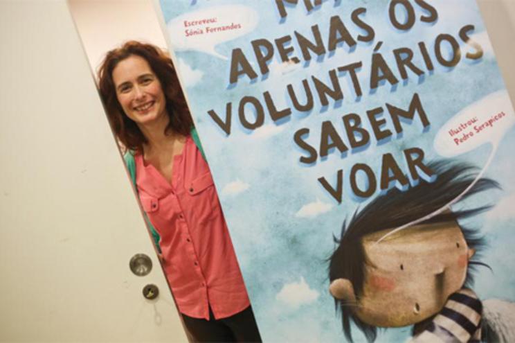 """Sónia Fernandes quer ajudar organizações a aproveitar o """"diamente em bruto"""" que são os voluntários e"""