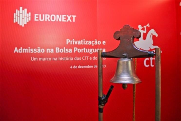 Lucro dos CTT avança 70,7% em 2013 para 61 milhões de euros