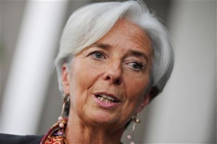 FMI, liderado por Christine Lagarde, elogiou o salário mínimo português