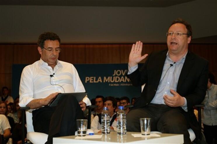 """Assis diz que é importante """"mostrar que é possível uma outra Europa e um outro Portugal"""""""