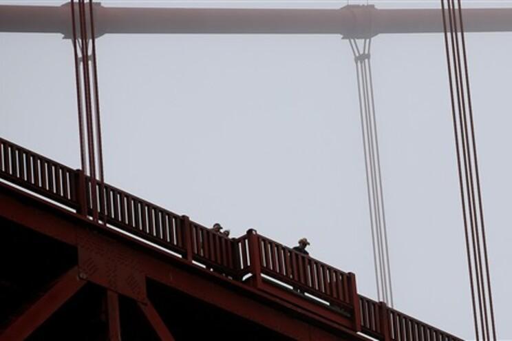 Rede anti-suicídio para mudar história da ponte Golden Gate