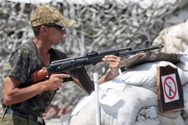 Combates no Leste da Ucrânia com separatistas pró-russos