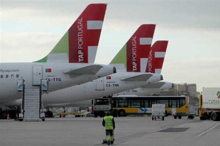 TAP justifica perturbações com atraso na receção de seis aviões Airbus