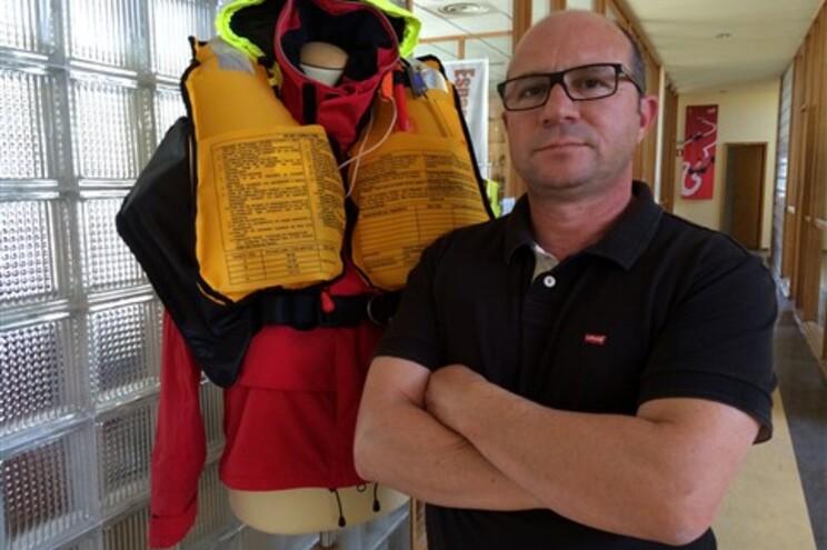 Damel: vestir pilotos, aviadores e marinheiros com estilo e segurança
