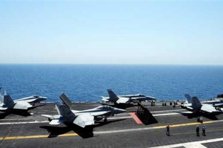 Aviões militares americanos