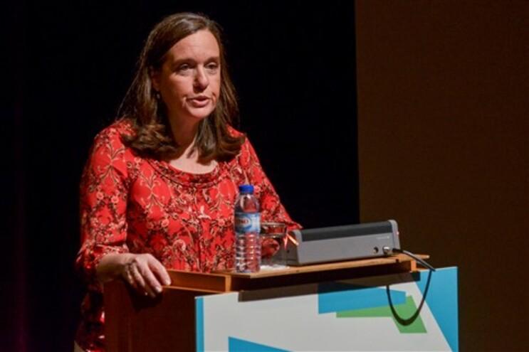 Isabel Jonet apela ao reforço da cooperação no apoio social para combater o flagelo