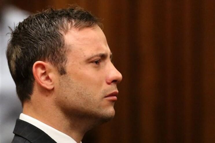 Oscar Pistorius incorre numa pena de prisão de até 15 anos