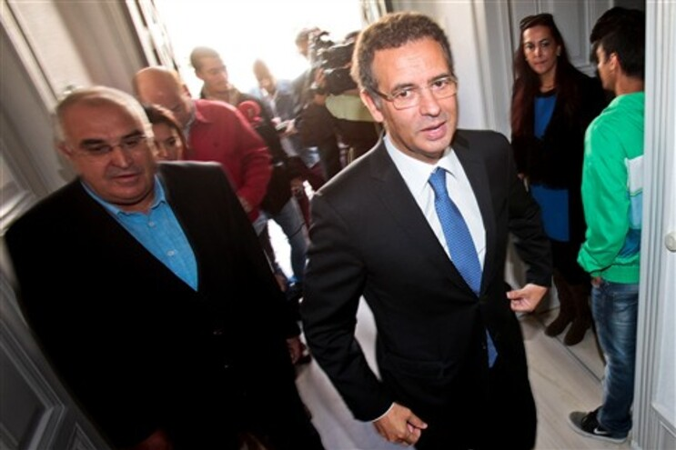 Candidatura de Seguro apresentou queixa contra a de Costa