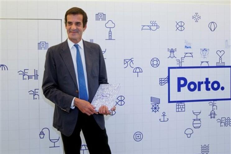 """Rui Moreira apresentou a nova imagem """"Porto."""""""