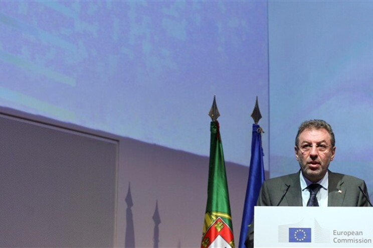 """Nuno Crato participou esta terça-feira na conferência """"O Futuro da Europa é a Ciência"""""""
