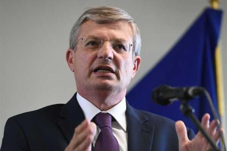 Comissário europeu da Saúde, Tonio Borg
