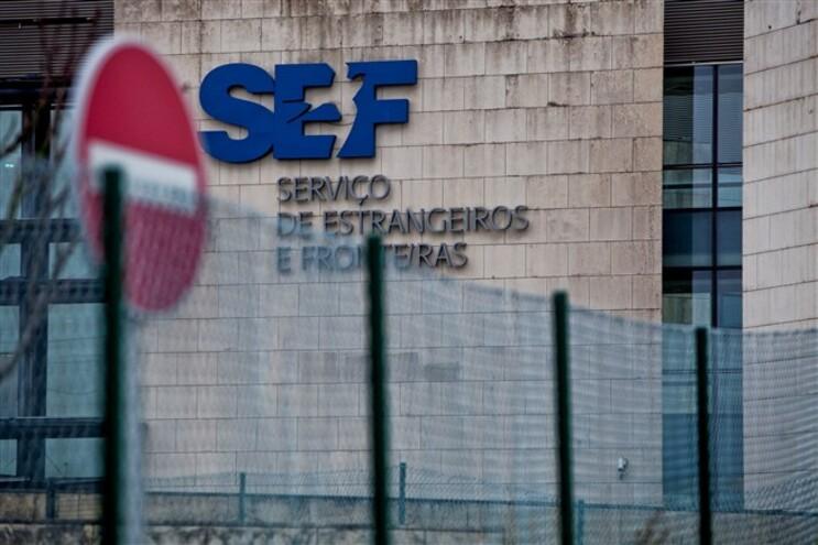 Sede do SEF em Oeiras foi alvo de buscas