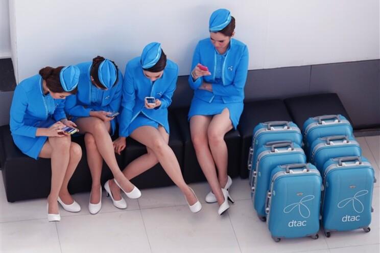Utilização de telemóveis para aceder à Internet duplicou