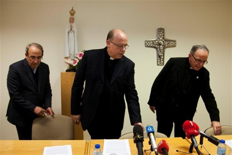 Bispos dizem que substituição de padre de Canelas foi normal