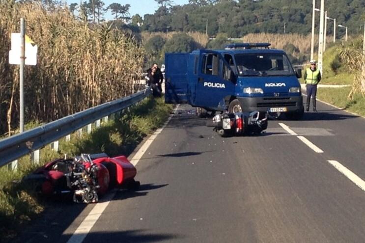 Colisão entre dois motociclistas foi fatal