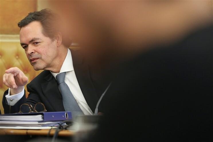 """A operação foi colocada pela direção do BES"""", disse o CEO da Rioforte"""