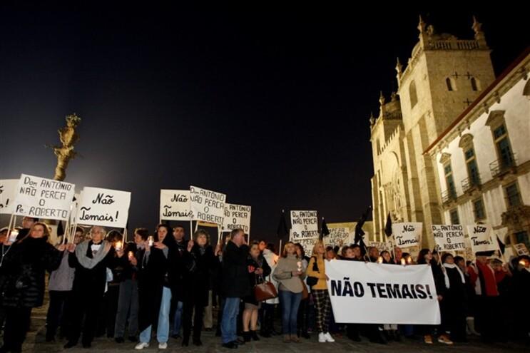 Estão agendadas novas iniciativas e que algumas contarão com a presença do padre Roberto de Sousa