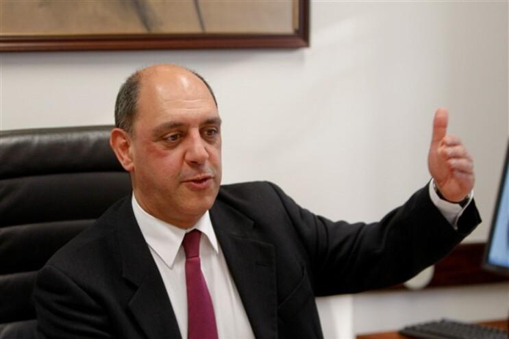 Manuel Pizarro, vereador da autarquia e membro do Secretariado Nacional do PS