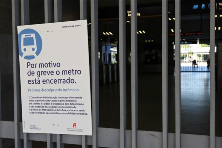 Na origem da greve está a publicação do concurso público internacional da Carris e do Metropolitano de