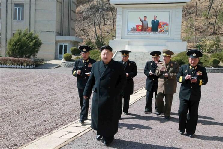 Kim Jong-un tinha nove anos de idade quando venceu uma competição naval com um executivo estrangeiro