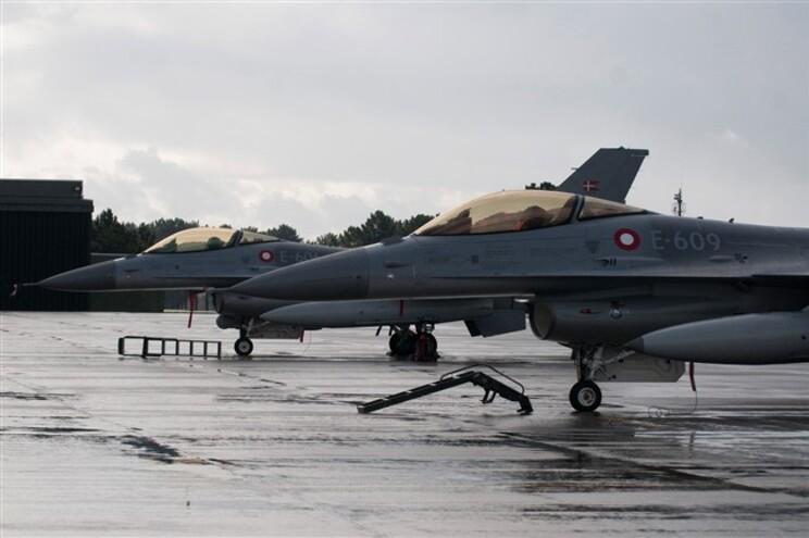 Portugal tem atualmente 27 caças F-16