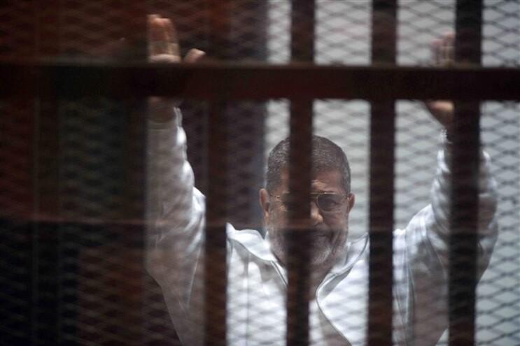 O antigo presidente islamita egípcio Mohamed Morsi