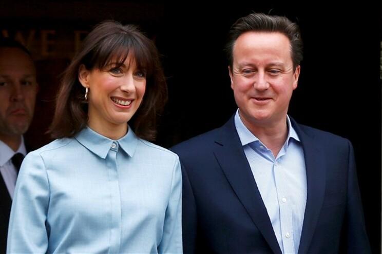 Conservadores à frente nas sondagens no Reino Unido