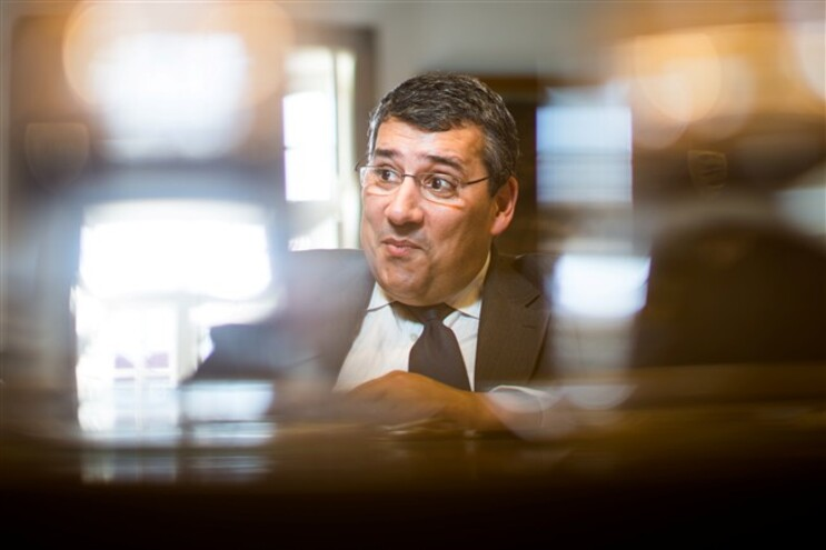 Conselho de Reitores, presidido por António Cunha, reuniu esta manhã