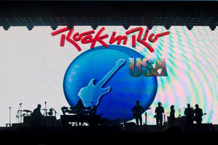 """Rock in Rio é """"evolução no entretenimento"""" de Las Vegas"""
