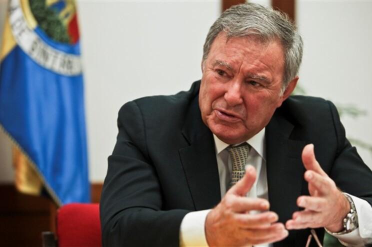 Basilio Horta, Presidente da Câmara Municipal de Sintra