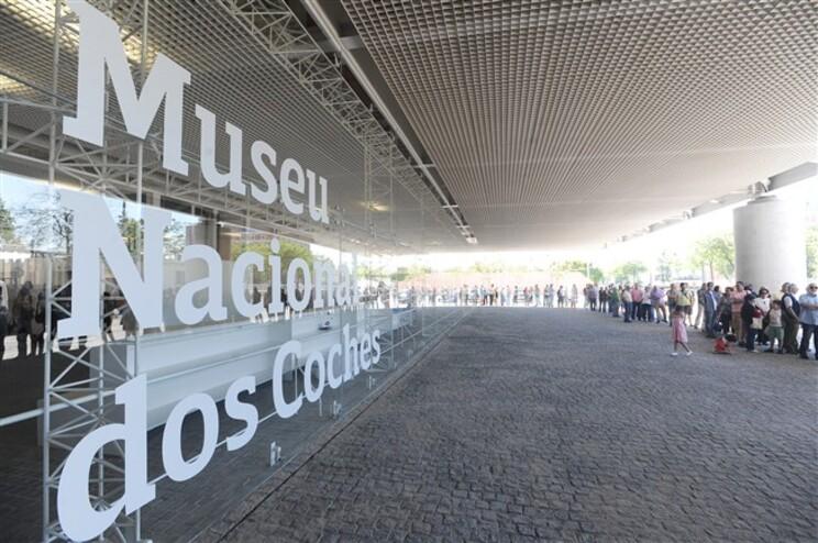 Quase 20 mil pessoas foram ao Museu Nacional dos Coches este fim de semana