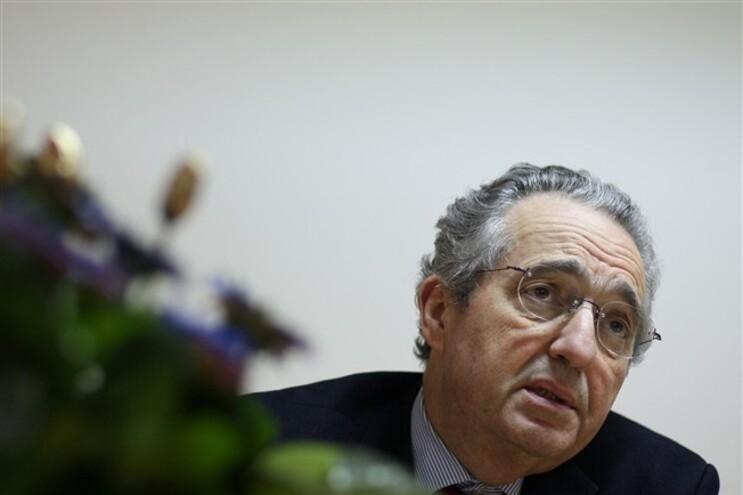 O deputado do CDS-PP Ribeiro e Castro