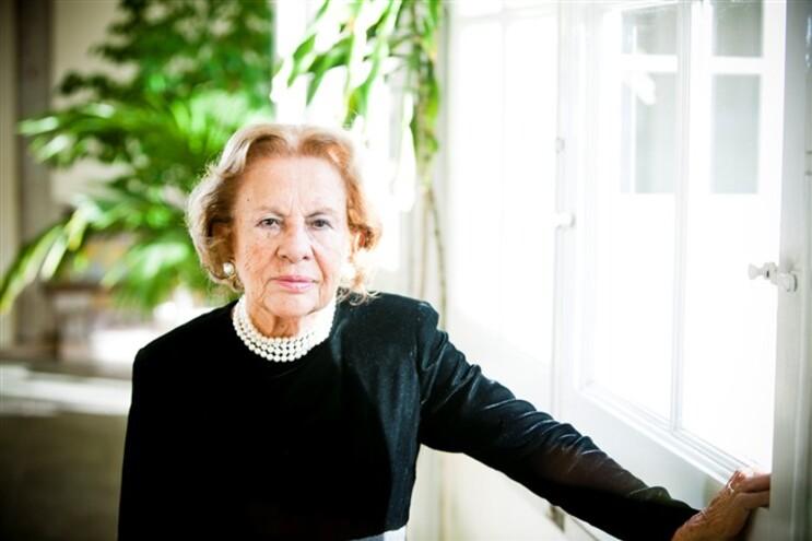 Maria Barroso tinha 90 anos