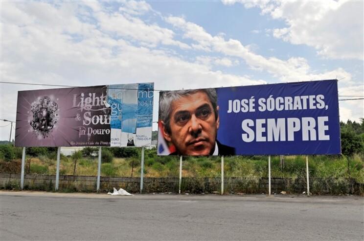 O ex-primeiro-ministro socialista José Sócrates reivindicou a condição de preso político