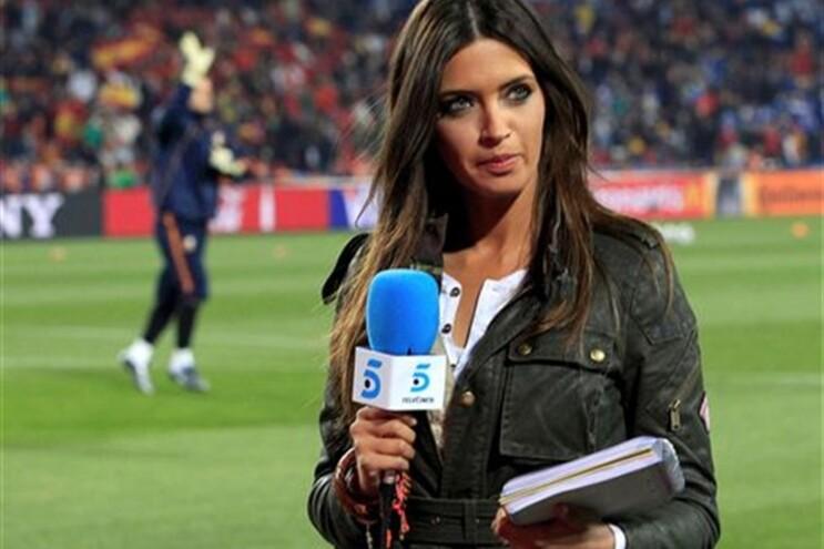 Sara Carbonero pode perder emprego na Telecinco se deixar Madrid