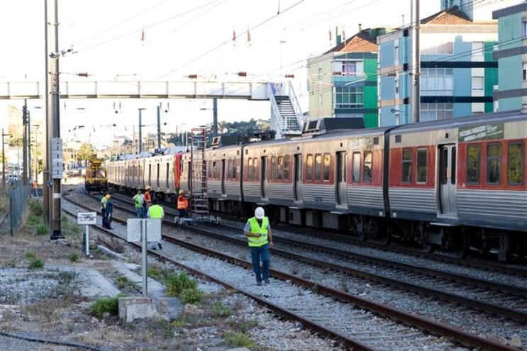 Um dos projetos abrangidos será para a modernização da Linha de Sintra