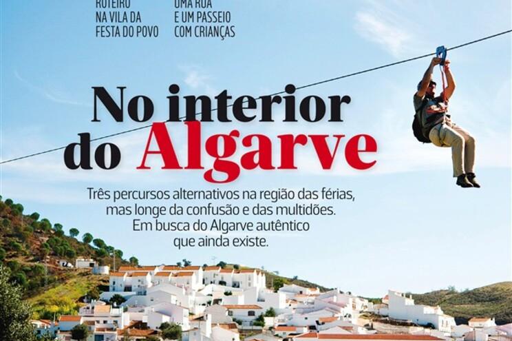 Interior do Algarve em destaque na Evasões