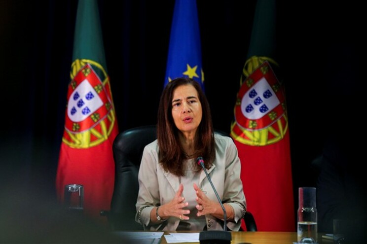 Ministra da Administração Interna, Anabela Rodrigues